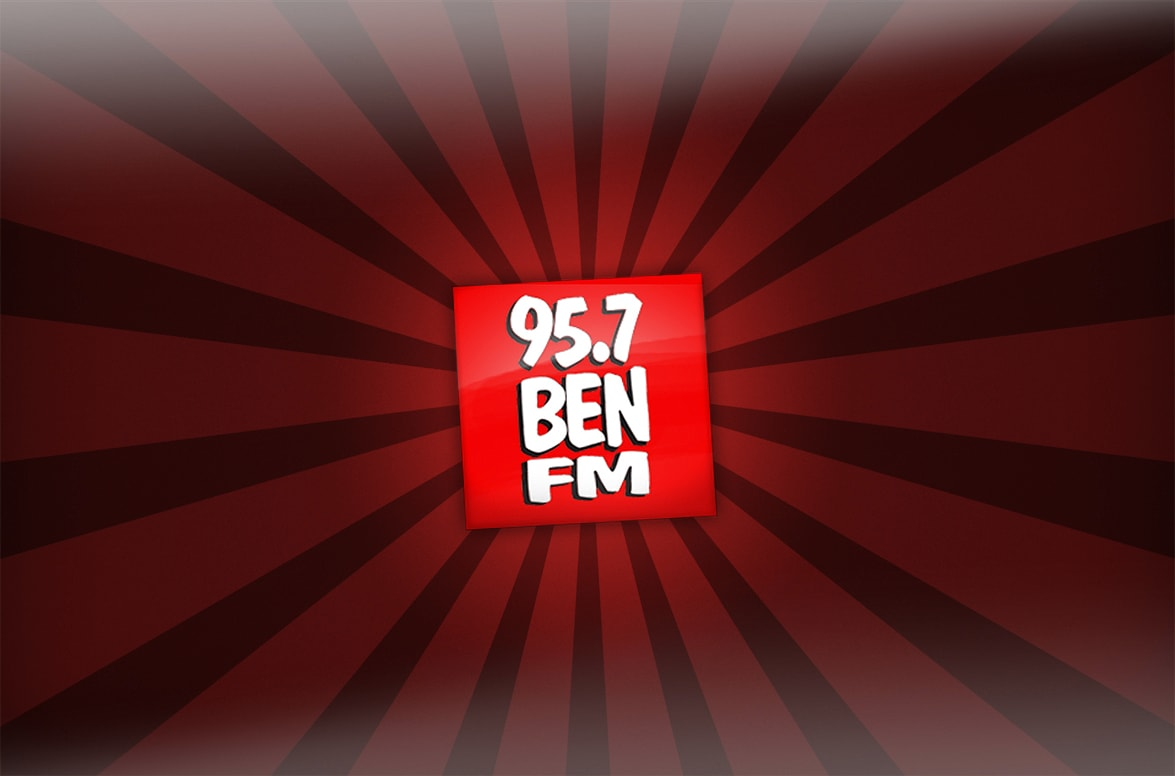 95 7 BEN FM - Playing Anything We Feel Like!