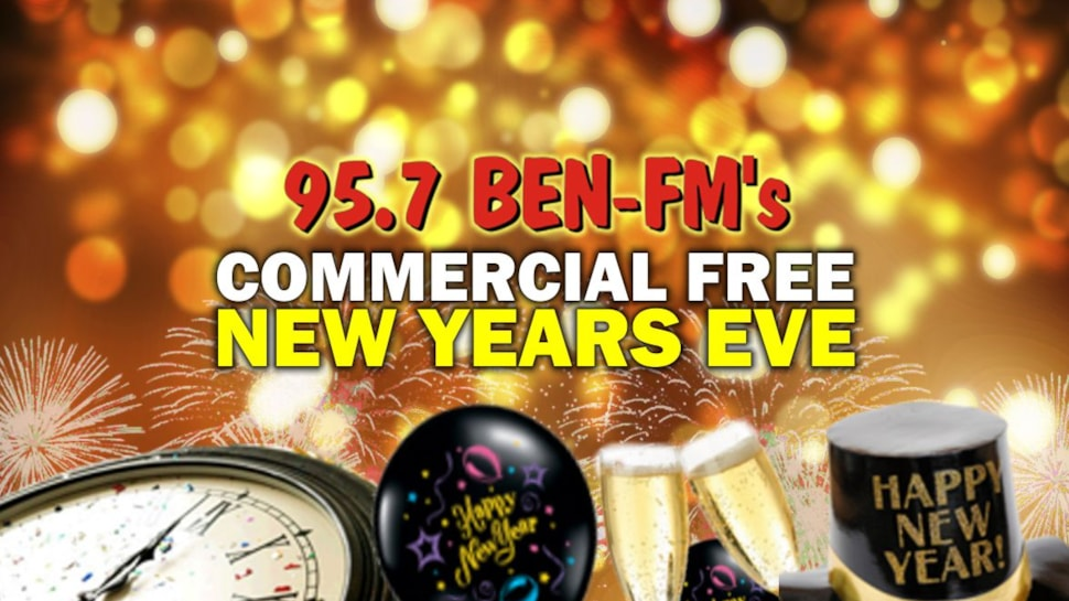 ben s commercial free new year s eve