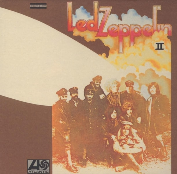 """From Jimmy Page's iconic riff and solo to the dizzying overdubs to Robert Plant's wailing roar, """"Whole Lotta Love"""" is perhaps the perfect example of Zeppelin's overall bravado.  Dripping with hard rock lust, """"Whole Lotta Love"""" is the sound of a band that is confident and quite aware of the sheer force they are and aren't afraid to share that with the world. (EB)"""
