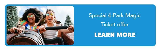 Disney 4 Pack offer Button