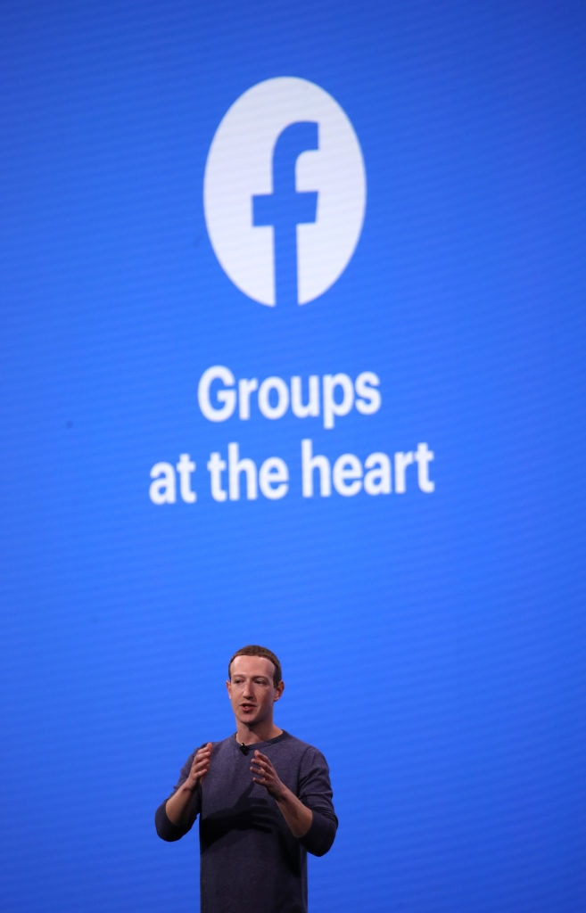 Facebook Leans Into Groups As Main Focus of Its New Redesign